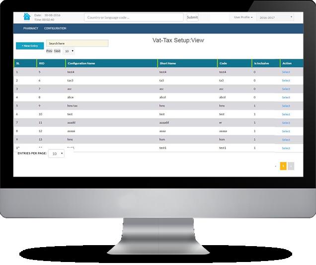 Information System Platform